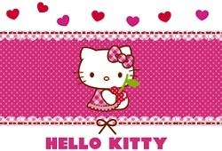 Hello Kitty Motto