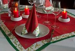Duni weihnachtsservietten im tafeldeko servietten shop f r die tischdeko - Duni weihnachtsservietten ...