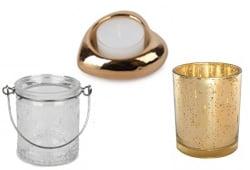 Kerzenhalter Fur Ihre Goldene Hochzeit Finden Sie Im Tafeldeko