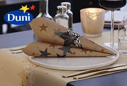 Duni weihnachtsservietten im tafeldeko servietten shop f r for Duni weihnachtsservietten