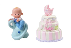 Babyfiguren Taufe Geburt Baby Party