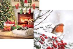 Motivservietten in tollen designs riesen gro e auswahl - Duni weihnachtsservietten ...