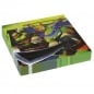 20er Pack Servietten Ninja Turtles