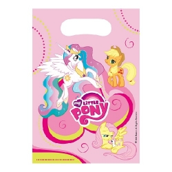 6er Pack Mitgebsel Partytüten My little Pony