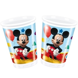 8er Pack Becher Playful Mickey