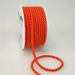3 Meter Kordel in Orange