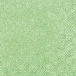 20er Pack Servietten Modern Colors pastellgrün, 33 x 33 cm