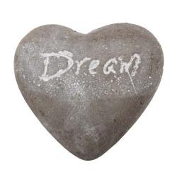 Dekostein in Herzform -Dream-