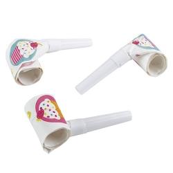 6er Pack Luftrüssel Cupcake