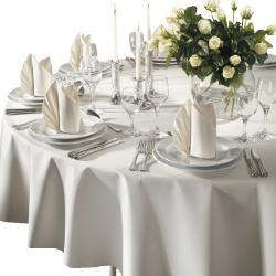Runde Tischdecken Zur Konfirmation Tischdeko Im Tafeldeko Tischdeko