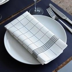 duni dunicel servietten towel napkin in dunkelgrau faltenfrei 38 x 54 cm. Black Bedroom Furniture Sets. Home Design Ideas