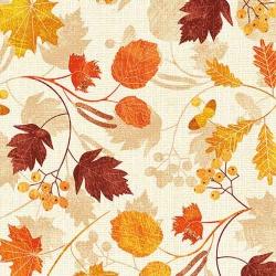 20er Pack Servietten Herbst Blätter, 33 x 33 cm