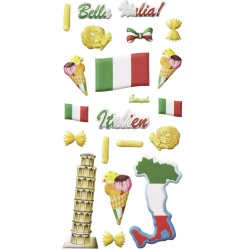 Klebe Softy Sticker Italien