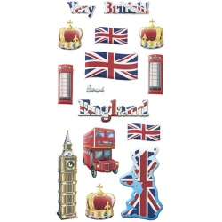 Klebe Softy Sticker England