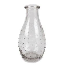 Glasväschen gepunktet, 14 cm