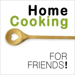 20er Pack Servietten Home Cooking, 33 x 33 cm