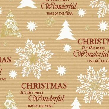 Tafeldeko for Duni servietten weihnachten