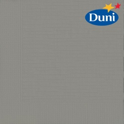 Duni Klassik Servietten in Granite Grey, 40 x 40 cm