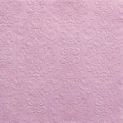 15er Pack Servietten Elegance light purple 33 x 33 cm