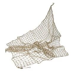 Fischernetz in Natur, 1 x 1 Meter