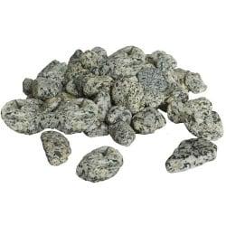 Deko Marbles granit schwarz marmoriert, 20 - 60 mm