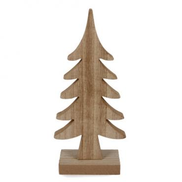 Holz Tannenbaum, 25,5 cm