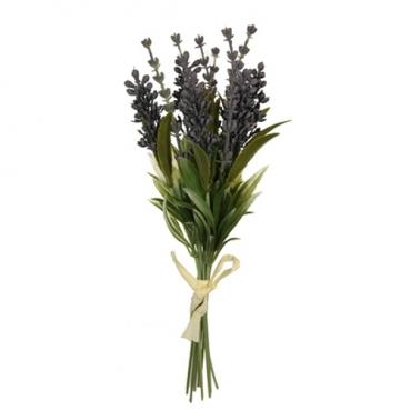 Mediterraner Bund Deko Lavendel