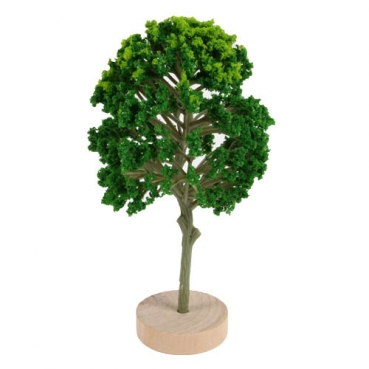 Deko Zen Garten Baum mit Standfuß, 12 cm
