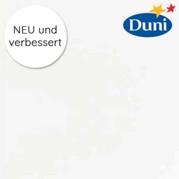 Duni Dunilin Premiumservietten in Weiß, 40 x 40 cm