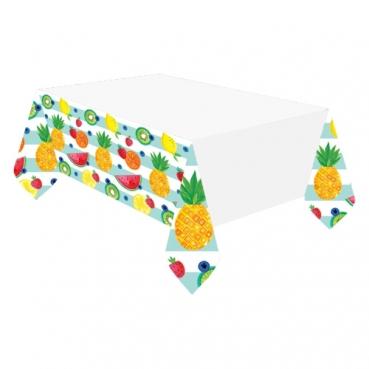 Tischdecke Tropische Früchte, 259 x 137 cm