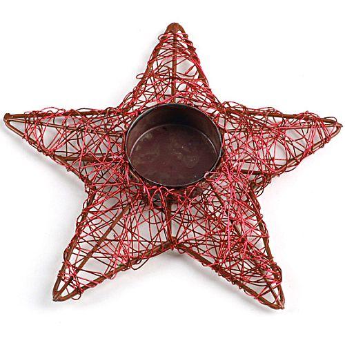 draht-stern-teelichthalter-in-rot