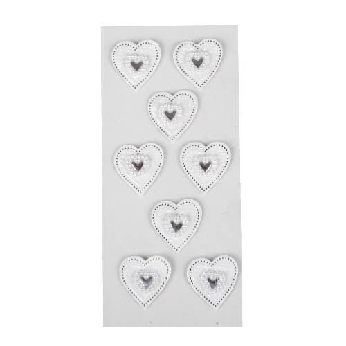 design-sticker-herzen-in-silber