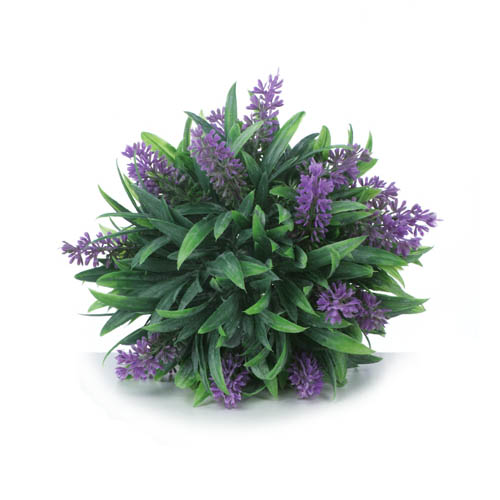 kunstblumen-kugel-lavendel