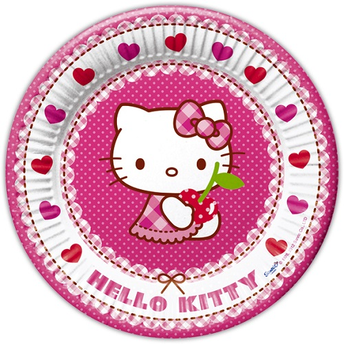 8er-pack-teller-hello-kitty-hearts-23-cm