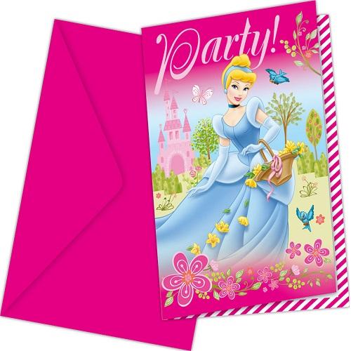 6er-pack-einladungskarten-princess-palace-mit-umschlag