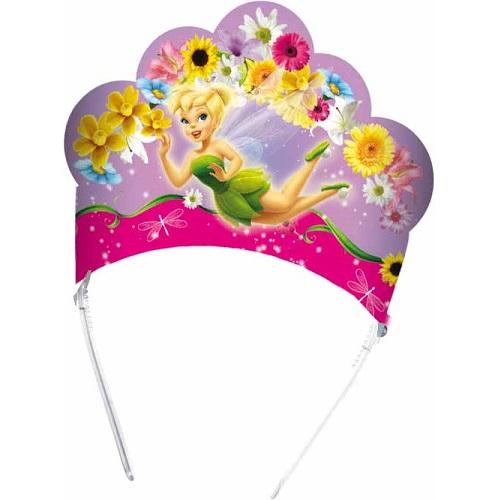 6er-pack-partykronchen-mit-integriertem-haarreif-fairies-springtime