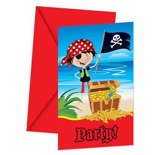 6er-pack-einladungskarten-little-pirates-mit-umschlag