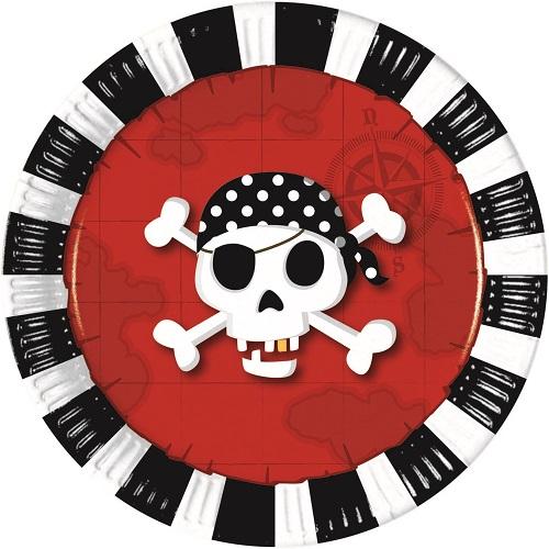8er-pack-teller-pirates-comeback-23-cm