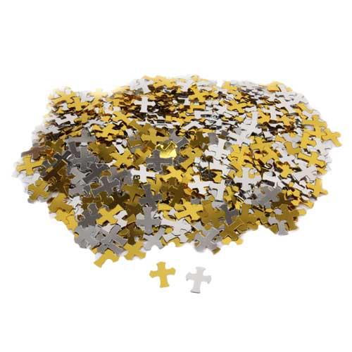 konfetti-kreuze-in-gold-silber