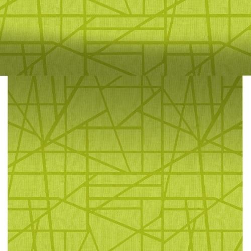 24-meter-rolle-duni-dunicel-tischlaufer-maze-kiwi