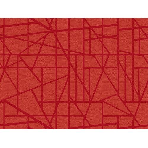 duni-dunicel-tischsets-maze-mandarin-30-x-40-cm