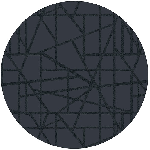duni-silikon-tischsets-maze-black-35-cm