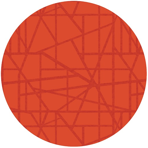 duni-silikon-tischsets-maze-mandarin-35-cm