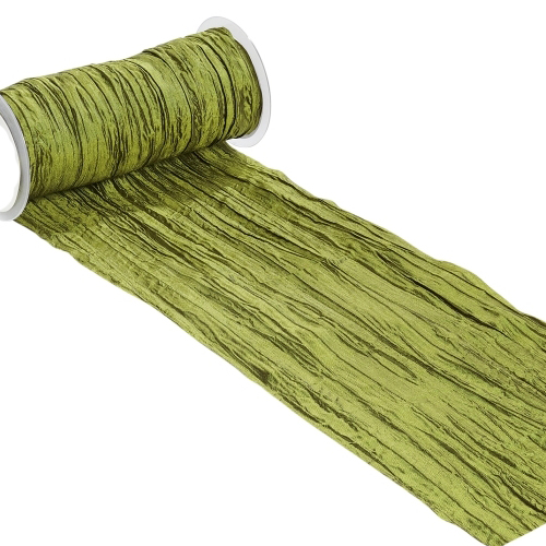 10-meter-tischband-fripe-in-olive-20-cm