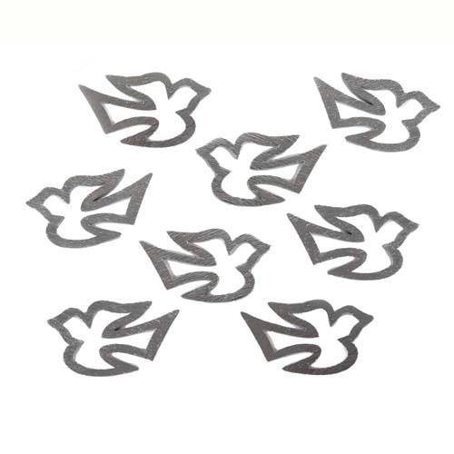 8er-pack-holz-streuteile-taube-in-silber