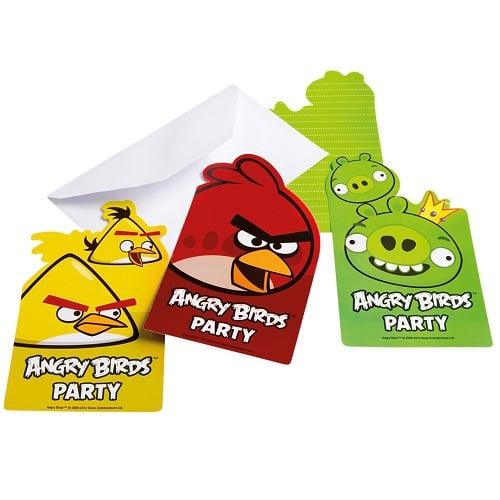 6er-pack-einladungskarten-angry-birds-mit-umschlag
