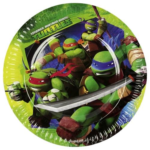 8er-pack-teller-ninja-turtles-23-cm