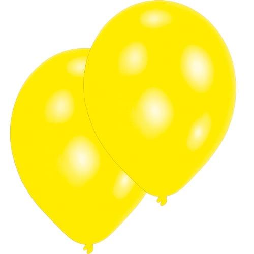 10er-pack-luftballons-in-gelb
