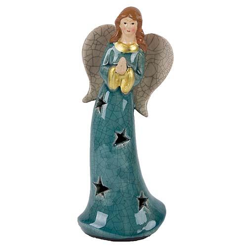 keramik-engel-betend-in-turkis-19-cm