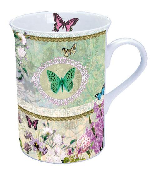 keramik-tasse-schmetterling-medaillon-11-cm